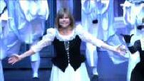 """Extrait de la comédie musicale de Chantal Goya """"La planète merveilleuse"""" au palais des congrés"""