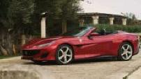 Nouveauté : la Ferrari Portofino