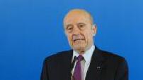 Conférence de presse de démission de Juppé