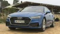 Essai : l'Audi A7 Sportback