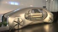 Futur : le concept Renault EZ-Go