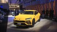 Lamborghini Urus Presentation