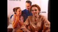 """Avant-première de """"Le Roman de Lulu"""" à Lyon : ITW Claire Keim"""