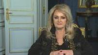 """Interview de Bonnie Tyler pour la promotion de son album """"Between the Earth and the Stars"""""""