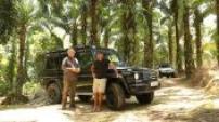 Mike Horn en Malaisie : interview, conduite