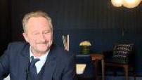 Raoul Taburin : interviews Benoît Poelvoorde et Pierre Godeau