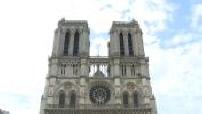 Notre Dame de Paris est en mauvais état