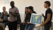 Lilian Thuram intervient dans un lycée Corse pour parler du racisme