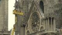 La pluie menace Notre Dame : les travaux de protection ont démarré