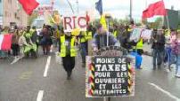 Acte XXIV : manifestation des Gilets Jaunes à Strasbourg