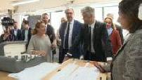 European elections: Republicans campaign in La Ciotat