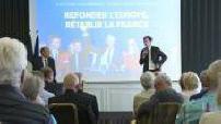 Meeting of Francois Xavier Bellamy