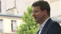 European elections: cutaways and interview Yannick Jado