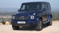 Nouveauté : la Mercedes Benz Classe G