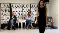 Sewing workshop Dior / Interview with Maria Grazia Chiuri
