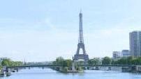 Illustrations chaleur à Paris, et dans le sud