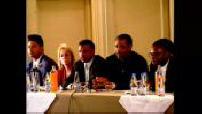 Funki Dreds press conference
