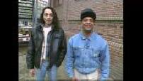 """ITW Urban Dance Squad for album """"Persona non grata"""""""