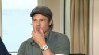 Junket:Interview de Brad Pitt et Léonardo Di Caprio