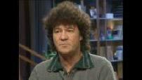 """TV show """"Faites comme chez vous"""" with guest Robert Charlebois"""