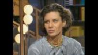 """TV show """"Faites comme chez vous"""" with guest Valérie Barlois"""