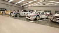 Private automobile collection around Vigo