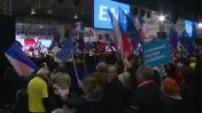 Meeting of Emmanuel Macron in Marseille (part 1)