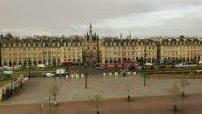 Aerial drone Bordeaux