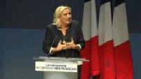 Meeting du Rassemblement National à Fréjus partie 2