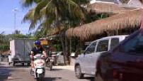 Tulum main street