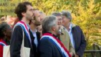 Premier jour du procès de la France Insoumise