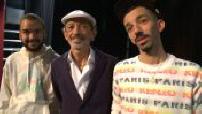 Premier album de Fabian Ordonez : concert et interview avec ses fils Bigflo et Oli