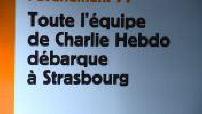 Charlie Hebdo conference in Strasbourg
