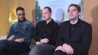 "Meet with team of ""Les Misérables"""