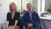 """""""Joyeuse retraite !"""" : Interview Thierry Lhermitte et Michèle Laroque"""
