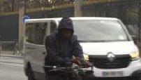 Scootering in Paris