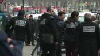 """"""" Charlie Hebdo"""" attack interview"""