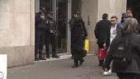 """Charlie Hebdo attack: vigipirate plan """"attack alert"""""""