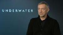 """Underwater"" : interview with Vincent Cassel"