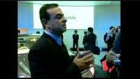 Tokyo Motor Show 2003: Lexus, Carlos Ghosn, Jean-Martin Folz