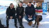 """Alpe d'Huez film festival: ITW pour le film """"Divorce Club"""""""