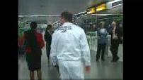 Epidemic pneumonia: reinforcements public health measures in Paris airports.