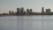 Illustration of Boston Back Bay