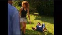 """Gilles Paquet-Brenner + filming """"Gomez et Tavarès"""" outside"""