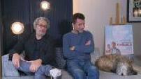 """#JESUISLÀ"": Interview Alain Chabat and Eric Lartigau"