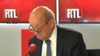 RTL's guest: Jean-Yves Le Drian