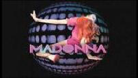 Madonna concert in Bercy