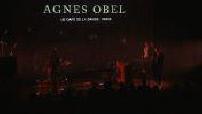 Concert by Agnès Obel at the Café de la Danse