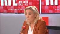 RTL's guest: Marine Le Pen