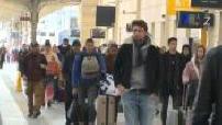 Coronavirus: exodus in Marseilles: microtrophy